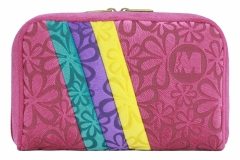 Mini Sling Bag L Series Makara Etnik Multi Tone Pink